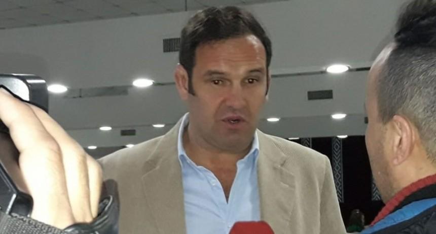 Juan Bautista Segonds: 'La Argentina tiene como gran herramienta para cambiar al mundo en el deporte'