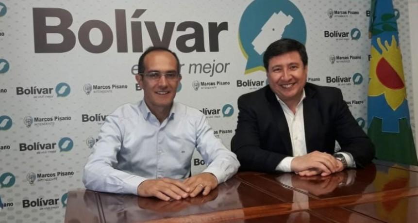 Daniel Arroyo: 'Argentina está mal de verdad, esta aumentado la desigualdad, el rol de los municipios es clave, y a mí me gusta mucho lo que se está haciendo en Bolívar'
