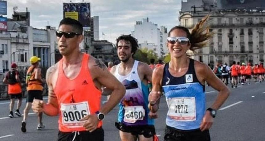 """Manuel Santos: 'El dolor que sentís después de la carrera es muy placentero, es la distancia que mas me gusta y la voy a seguir haciendo"""""""