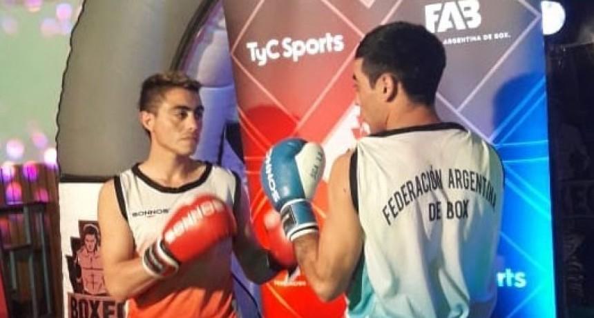 Emanuel Fredes: 'La pelea fue pareja y el fallo fue justo'