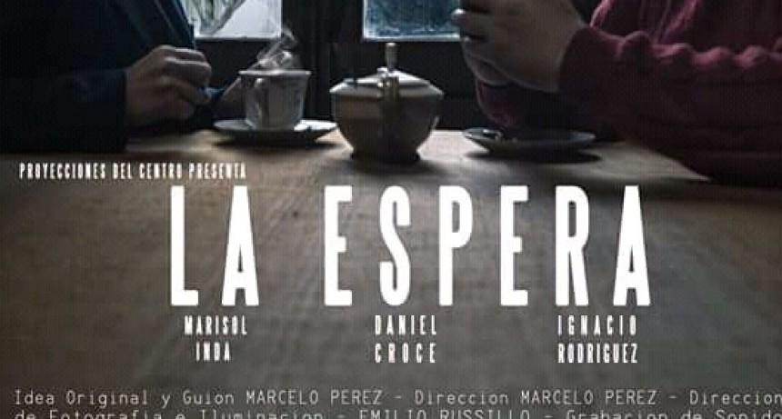 Se estrena en el Cine Avenida 'La Espera' un cortometraje íntegramente bolivarense