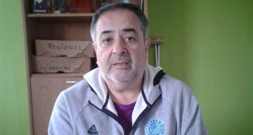 """Luis María Huarte: 'Estas jornadas en Mar del Plata es la culminación del trabajo de todo un año"""""""