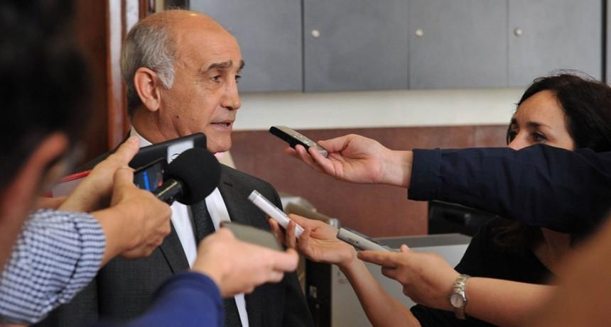 María Eugenia Vidal encabezó la reunión semanal de su gabinete en La Plata
