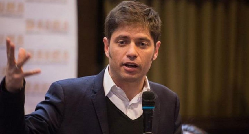 Axel Kicillof: 'Algunos piensan que un país industrial es un despilfarro'