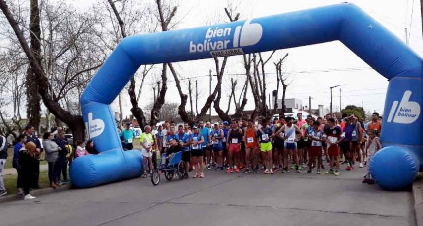 Con gran convocatoria se corrió la 2º edición del maratón Juan Carlos Bellomo