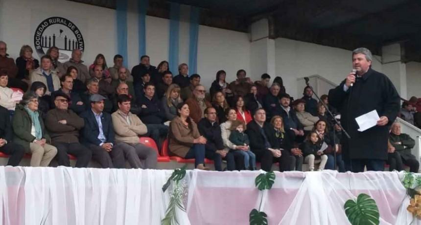 Fernando Alzueta: 'Tenemos que seguir trabajando en un Bolívar que acepte los distintos pensamientos y permita que el campo y la ciudad se sienten en la misma mesa'