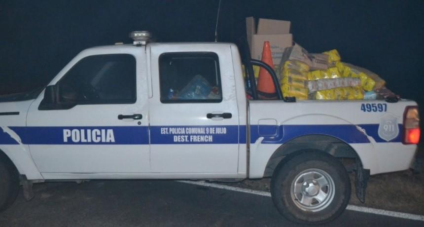 9 de Julio: Allanamientos, desafectación de personal y aprehensiones en la Estación de la Policía Comunal