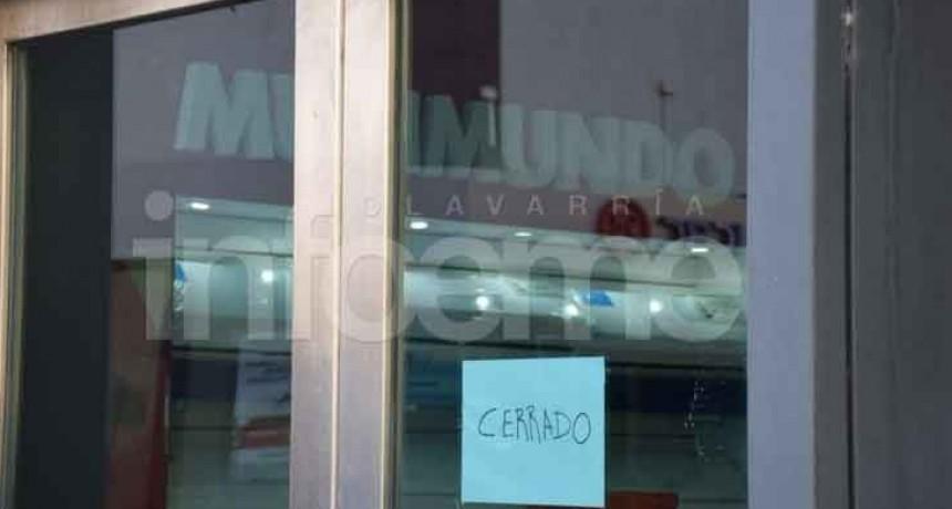 Olavarría: Musimundo cerró sus puertas y despidió a sus trabajadores