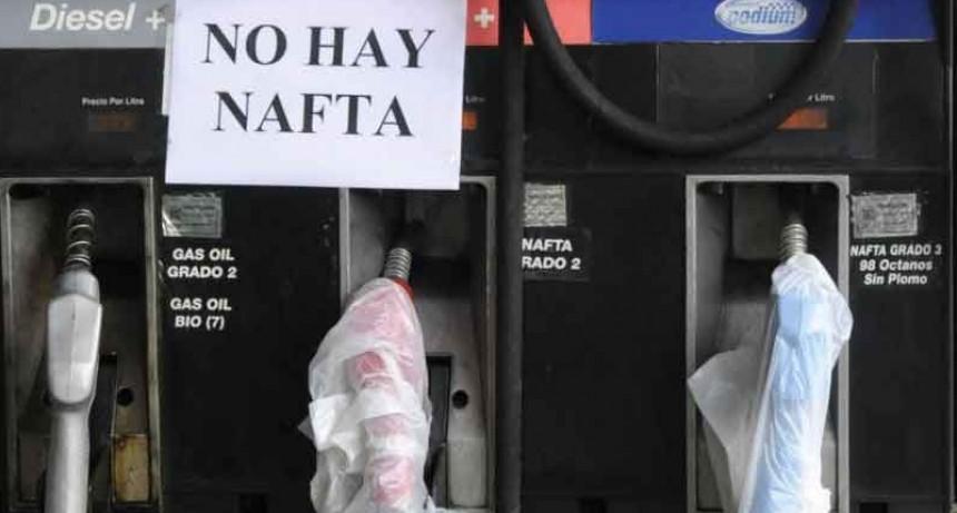 Saladillo: Desabastecimiento de combustible en nuestra ciudad