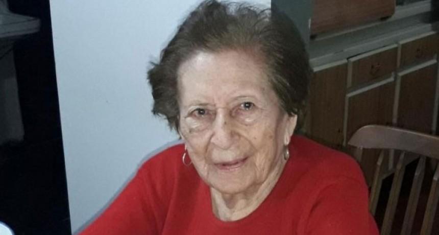 Profundo dolor; a los 106 años Doña Petrona apagó su luz