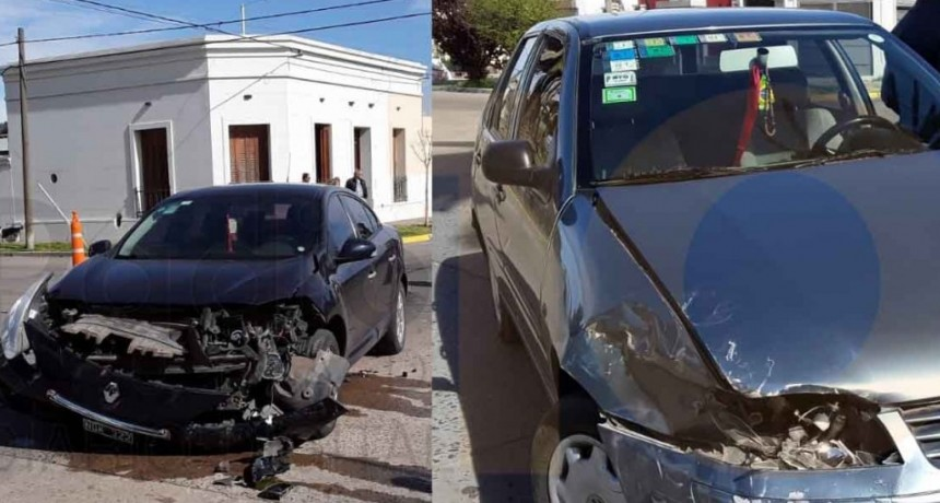 Violento Impacto en la intersección de Uriburu y Alvarado