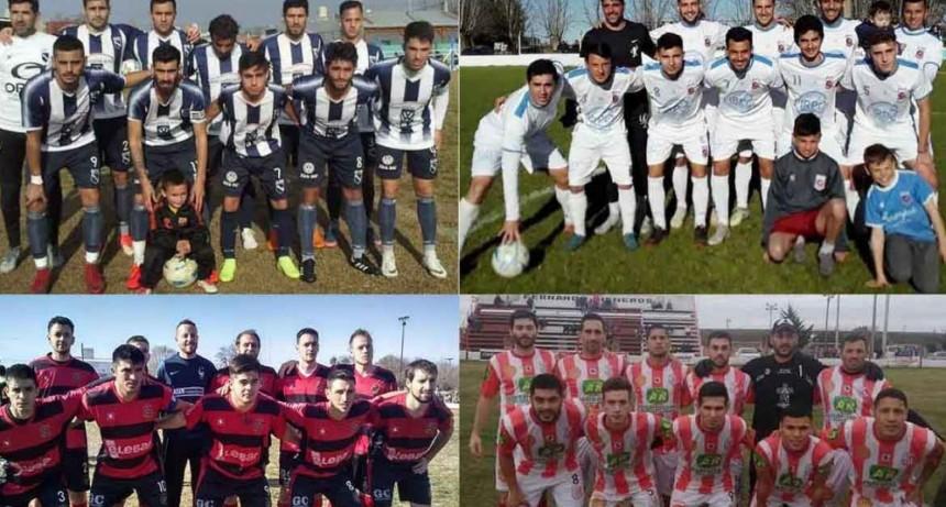 El CAU juega de local, Balonpie y Empleados lo harán de visitante, Independiente quedó libre