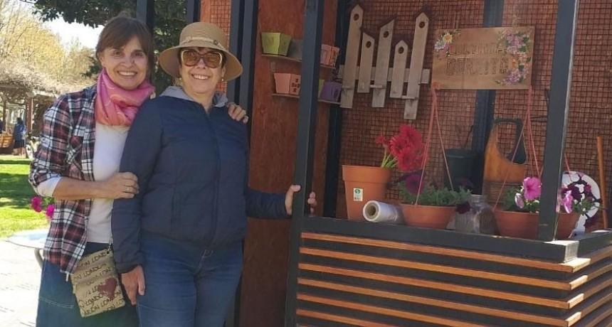 Verónica Santos: 'Cumplimos un año de trabajo y estamos muy contentos por la respuesta de la gente'