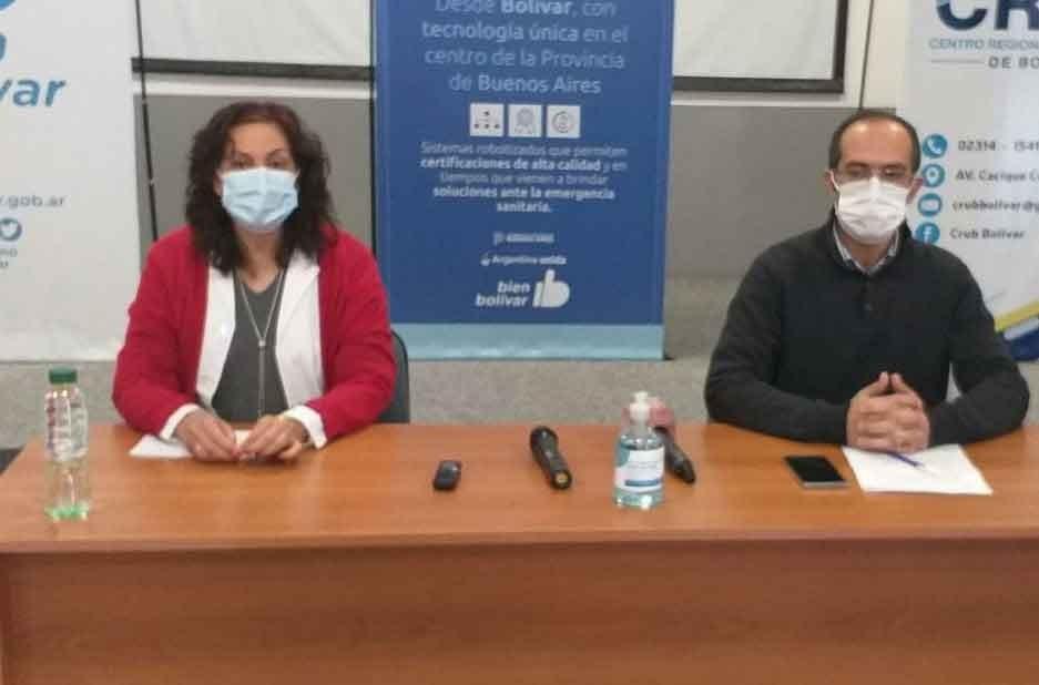 Pisano; 'Tenemos que salir del tema de las fases y convivir con el virus respetando las medidas que hemos implementado'