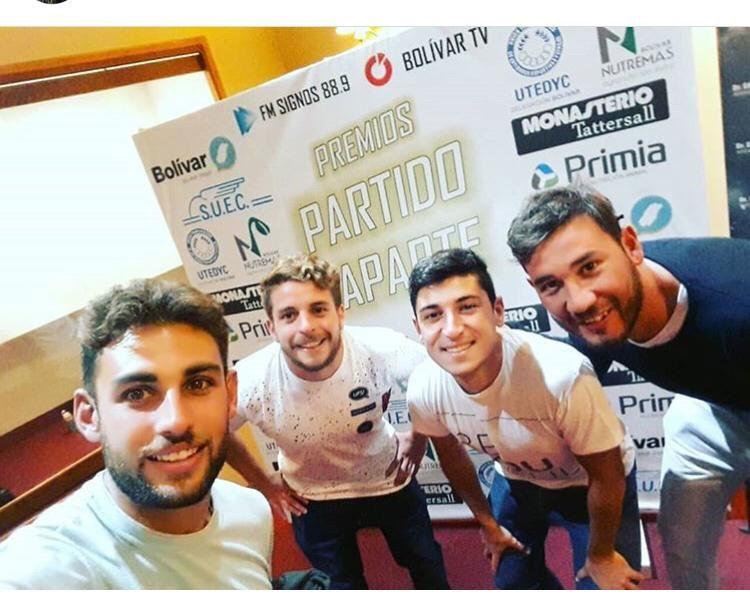 Tiago Pato;  'La realidad es que la posibilidad de hacer el torneo no depende de nosotros'