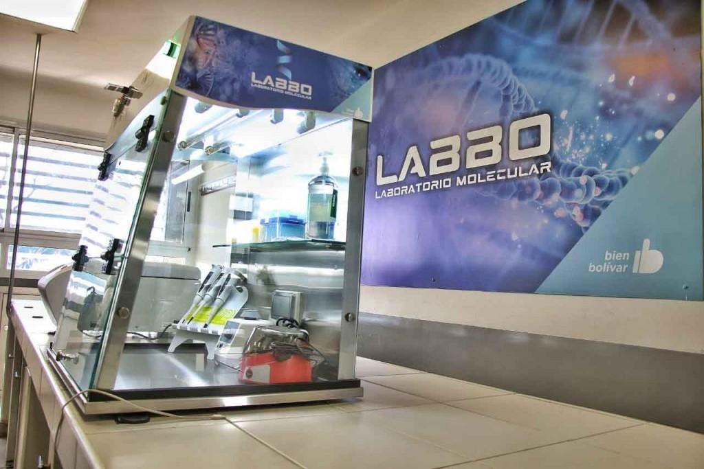 Localidades vecinas ya procesan sus muestras para covid-19 en el Laboratorio de Biología Molecular Bolívar