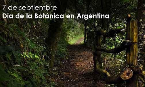 Día de la Botánica