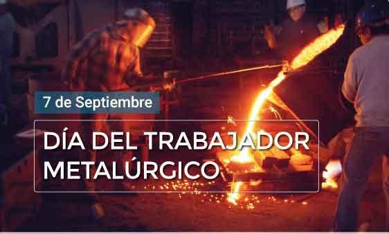 Día del Trabajador Metalúrgico