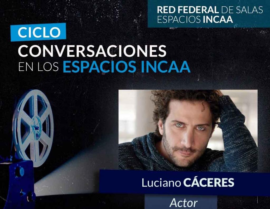 Continúan las conversaciones en los Espacios INCAA