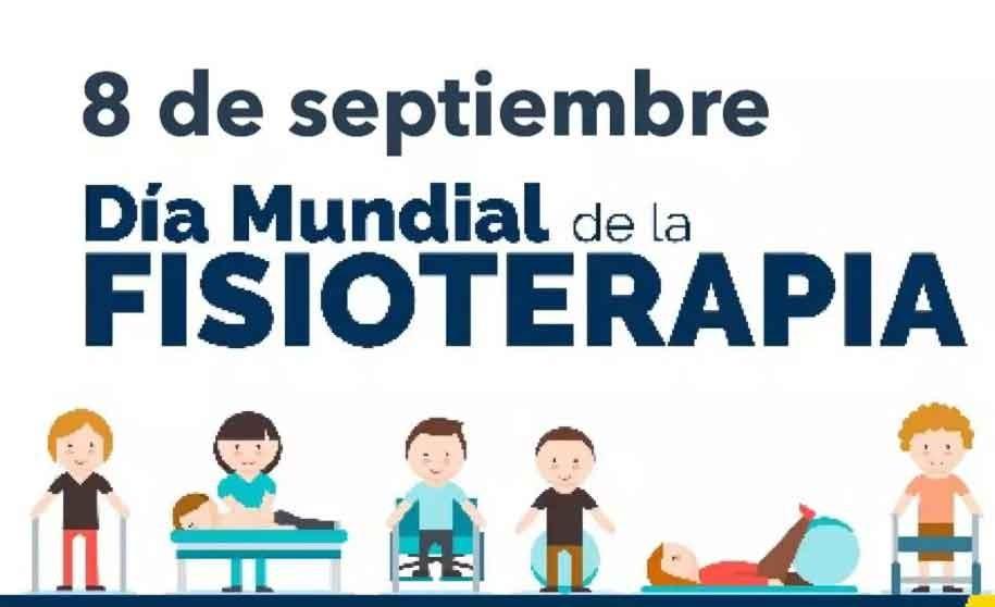 Día Mundial de la Fisioterapia