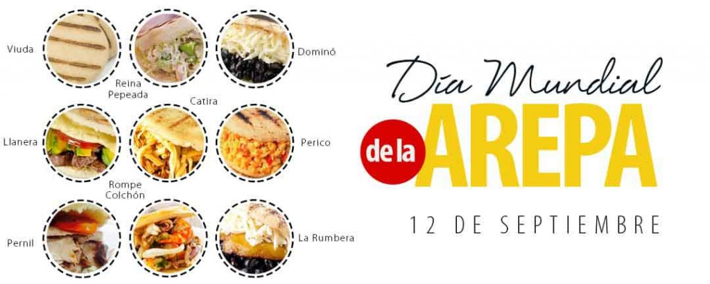 Dia Mundial de la Arepa