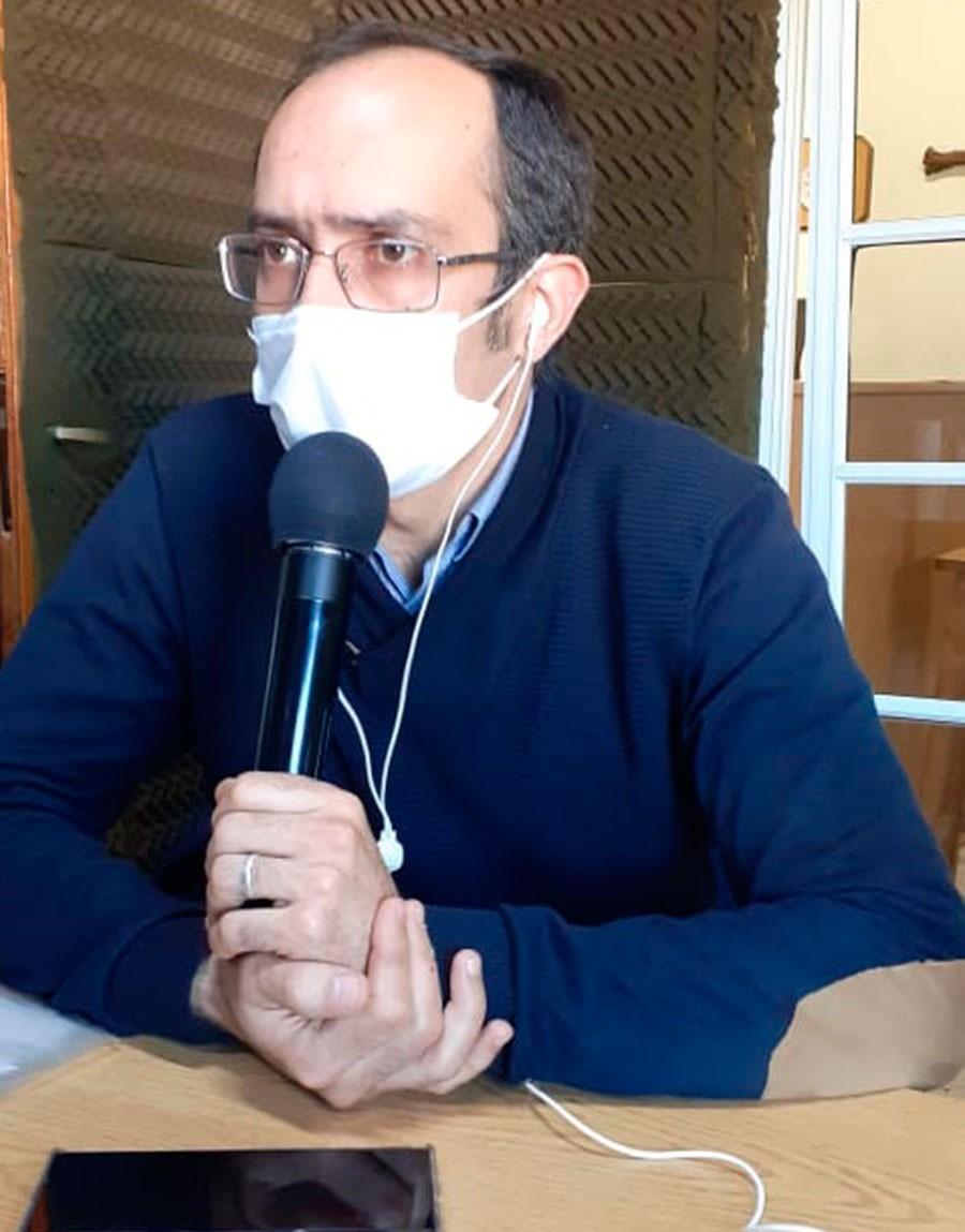 Marcos Pisano: 'Prefiero invertir en testeos y no en Terapia Intensiva'