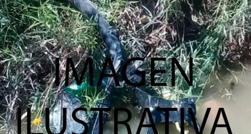 El Hallazgo del cuadro de una moto que tenía denuncia, el robo de un tanque de agua de una obra y una confrontación vecinal