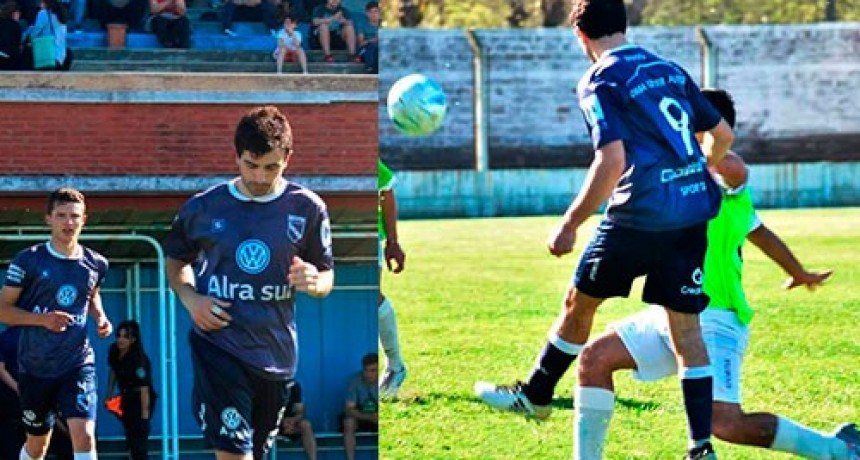 'Extraño mucho la competencia pero me sigo entrenando con ganas de volver a jugar y disfrutar del fútbol'