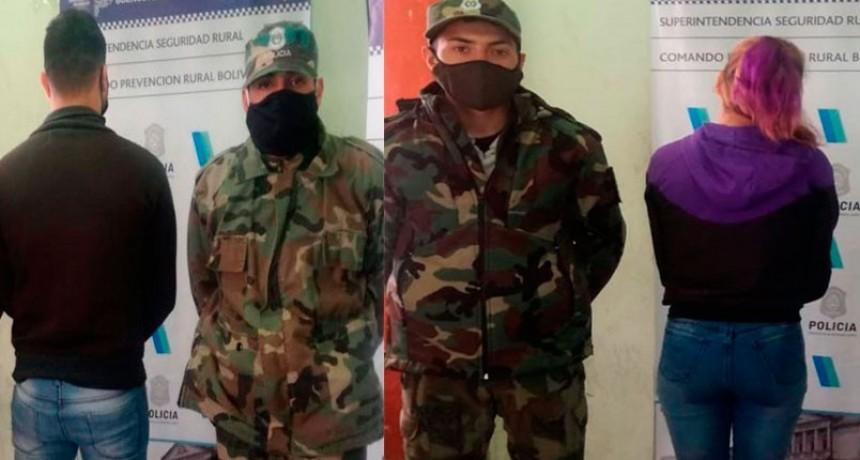 Dos bolivarenses imputados de 'Robo Doblemente Calificado'