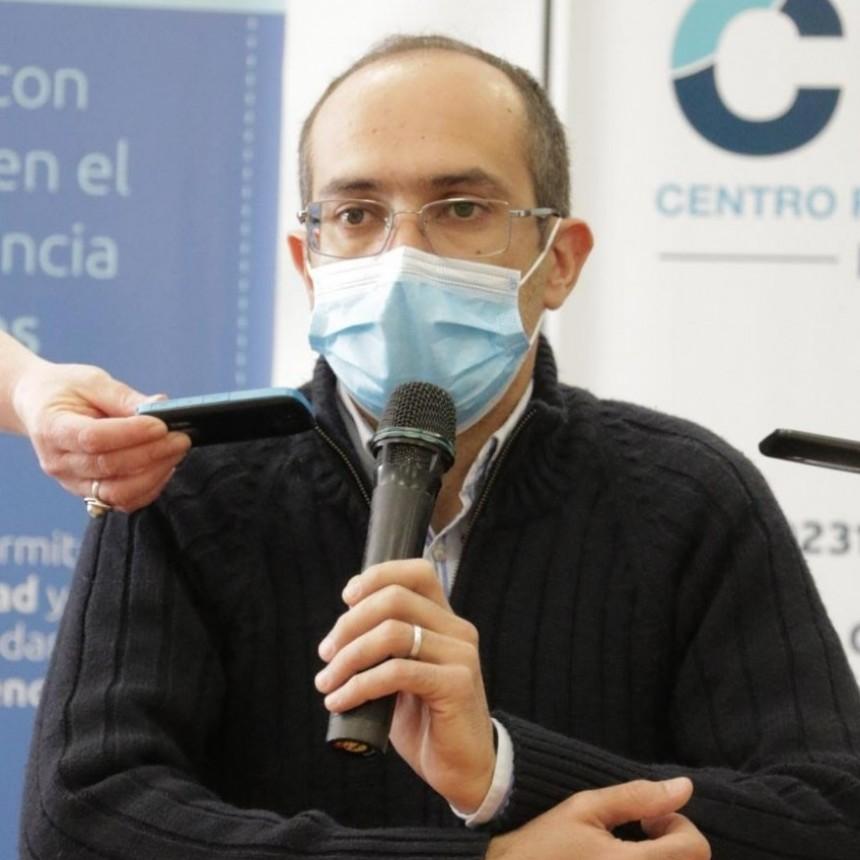 Marcos Pisano: 'A partir de este miércoles a las 13 horas volvemos a la normalidad, es decir como estábamos hasta el 27 de septiembre'