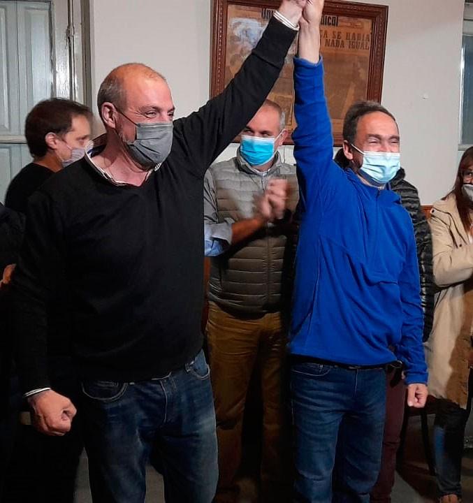El Comité de la Unión Cívica radical fue una fiesta, ambas listas que competían en las elecciones internas celebraron el resultado de la elección