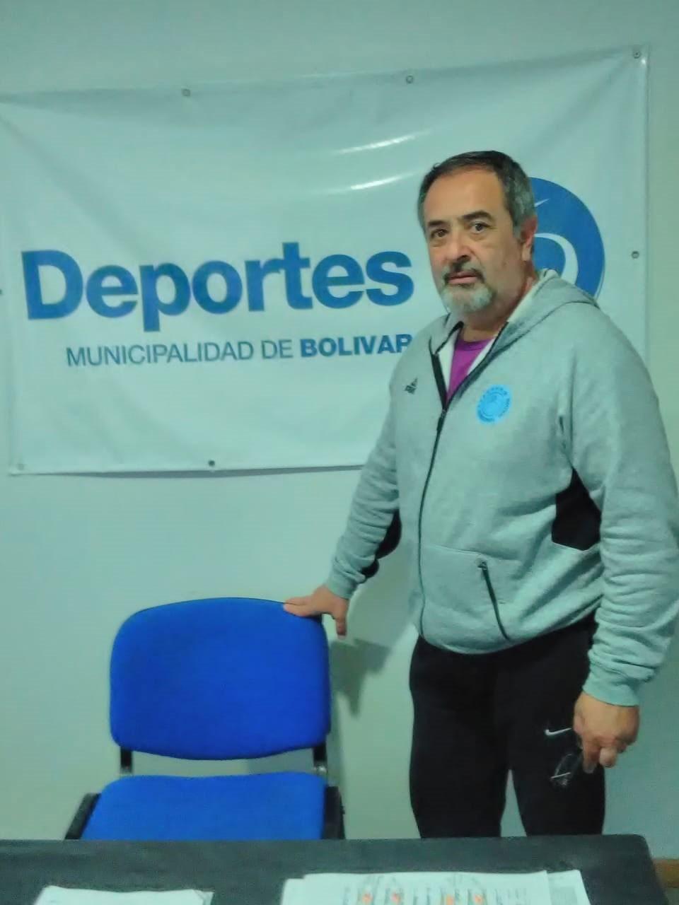 """Luis María Huarte: """"Nos anotamos para hacer las finales en Bolívar"""""""