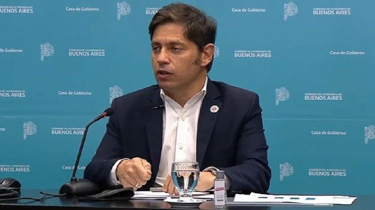 Anunciaron cambios en el Gabinete de la Provincia de Buenos Aires