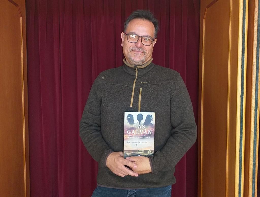 Facundo Gómez Romero habló con FM 10 sobre el libro