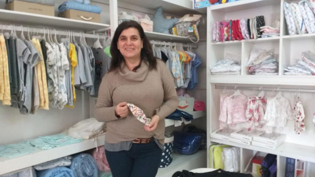 Eugenia Pato; 'Lo que busco en la ropa de mi local es diseño y calidad'