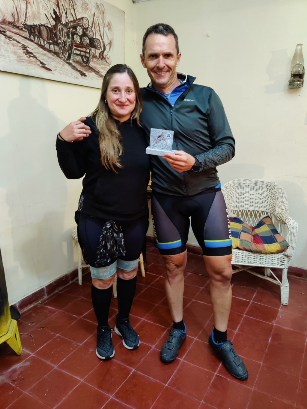 """Pablo Troncoso: """"El ciclismo, de los deportes aeróbicos, es el más sano"""""""