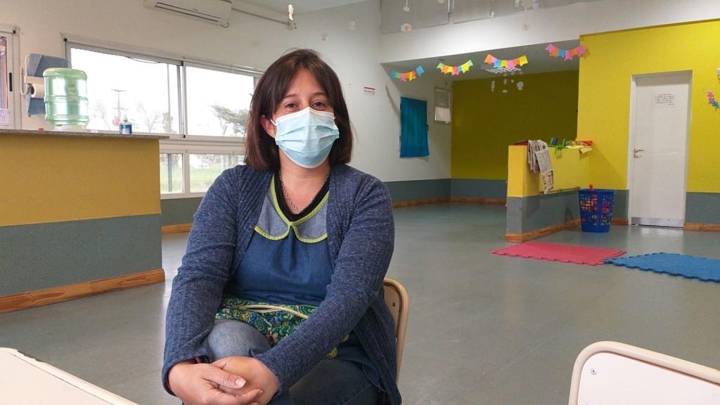 Desde este lunes se pueden inscribir los niños en los jardines maternales, FM 10 visitó El Reino del Revés