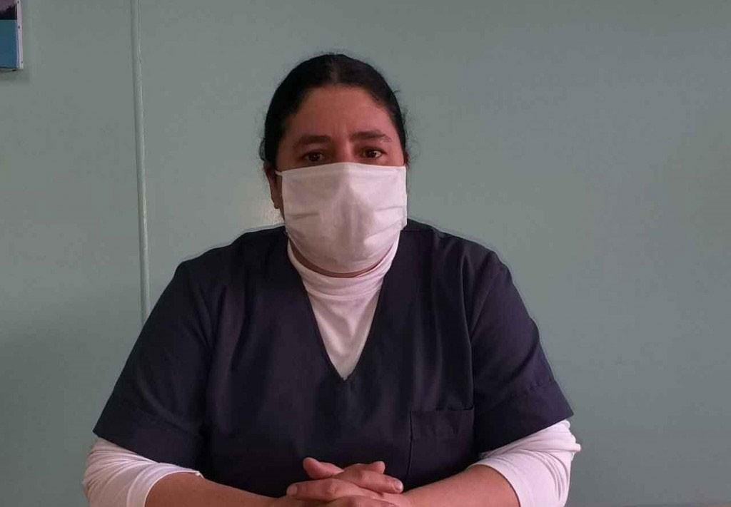 """Marcela Laborde; """"Somos unos de los municipios que mejor estamos posicionados en cuanto al número de gente vacunada"""""""