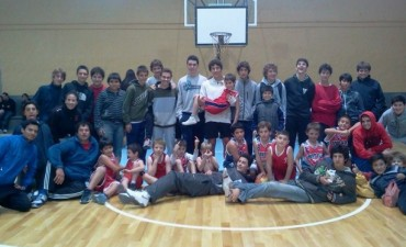 Sport Club Trinitarios y otra buena presentación en la A.B.O.