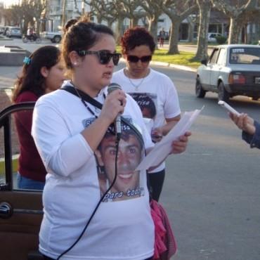 La familia Demassi se despegó de una eventual marcha de protesta