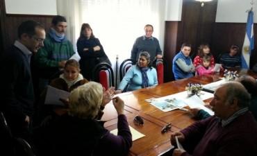 Más pensiones para vecinos bolivarenses