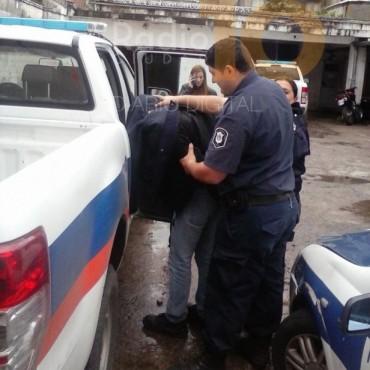 Convirtieron la aprehensión de Barboza en detención