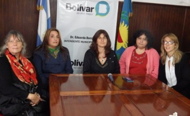 Grupo de Apoyo a la Lactancia Materna en Bolívar : se realizó el 2º encuentro bonaerense de grupos de apoyo