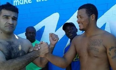 Boxeo : Cabral fue derrotado en Namibia