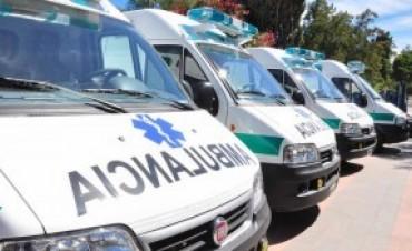 El gobierno nacional destinará mil millones de pesos para la compra de patrulleros y ambulancias