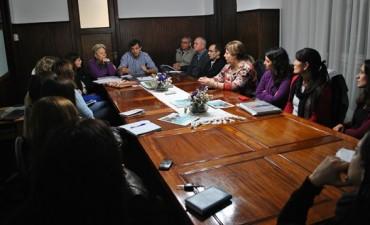 Se realizó la primera reunión para la conformación del Consejo de Discapacidad