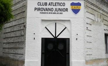 La FIO (Unicen) rediseñará el histórico Club Atlético Pirovano Juniors