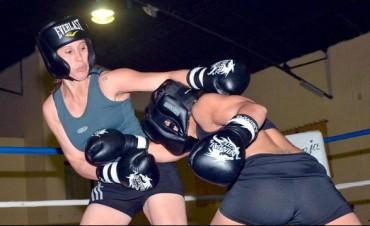 Pasó otro festival de box en El Fortín