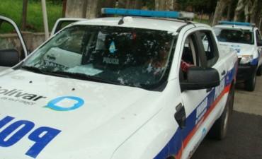 Actividad policial del fin de semana