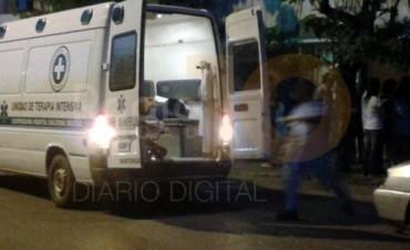 Accidente en Alvarado y Mitre : dos ciclistas con heridas leves